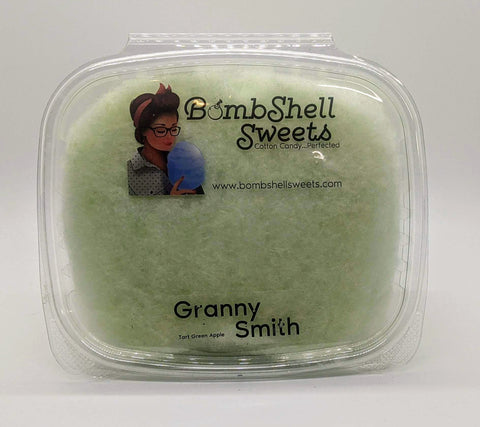 Granny Smith -  Cotton Candy