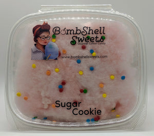 Sugar Cookie Cotton Candy