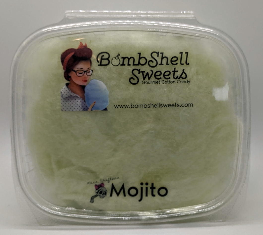 Mojito Cotton Candy