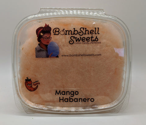 Mango Habanero Cotton Candy
