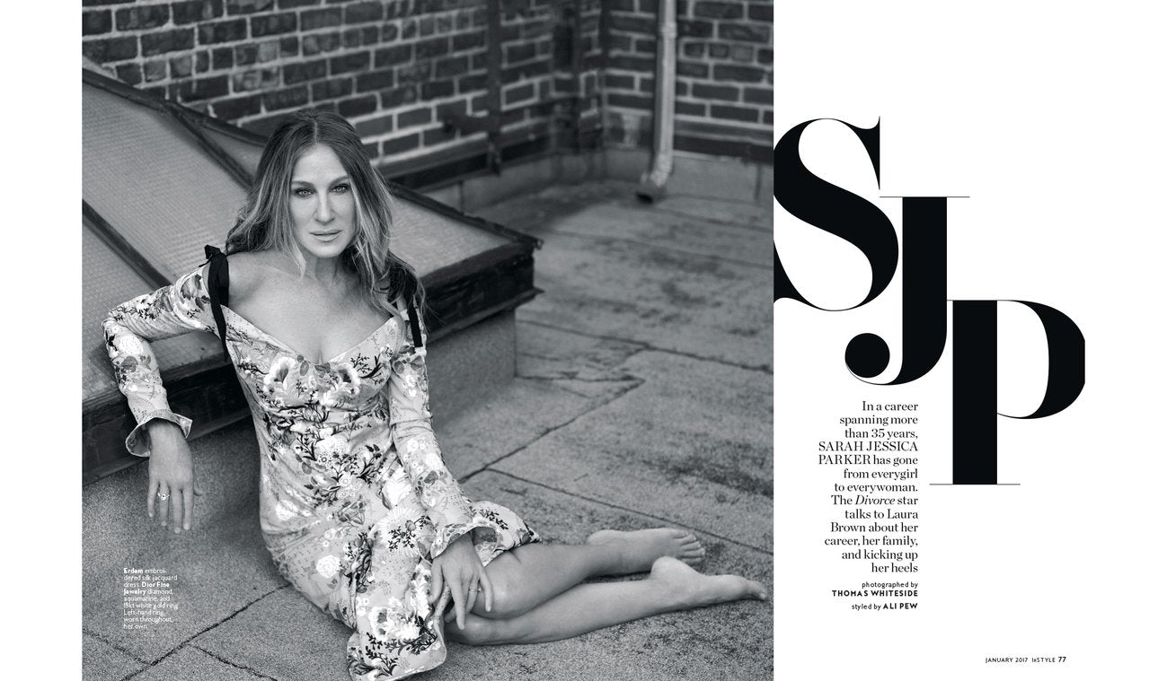 SJP by Sarah Jessica Parker on InstaRunway