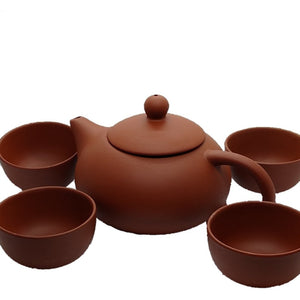 Chinese Clay Travel Tea Set