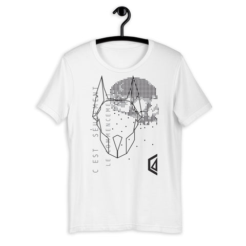 Mapping Light Unisex T-Shirt