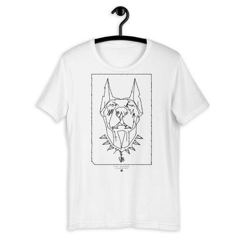 Doberman - Light Unisex T-Shirt