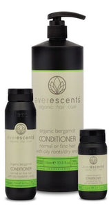 Everescents Organic Bergamot Conditioner 100ml, 250ml, 1L - Harlequin Hair