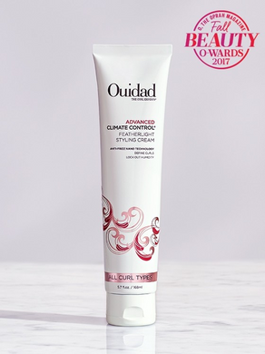 Ouidad Advanced Climate Control Featherlight Styling Cream 168ml - Harlequin Hair