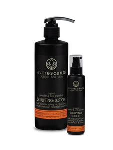 Everescents Organic Lavender & Pink Grapefruit Sculpting Hair Lotion 150ml, 450ml - Harlequin Hair