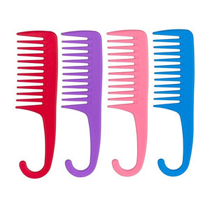 Bathroom Combs Various Designs - Harlequin Hair