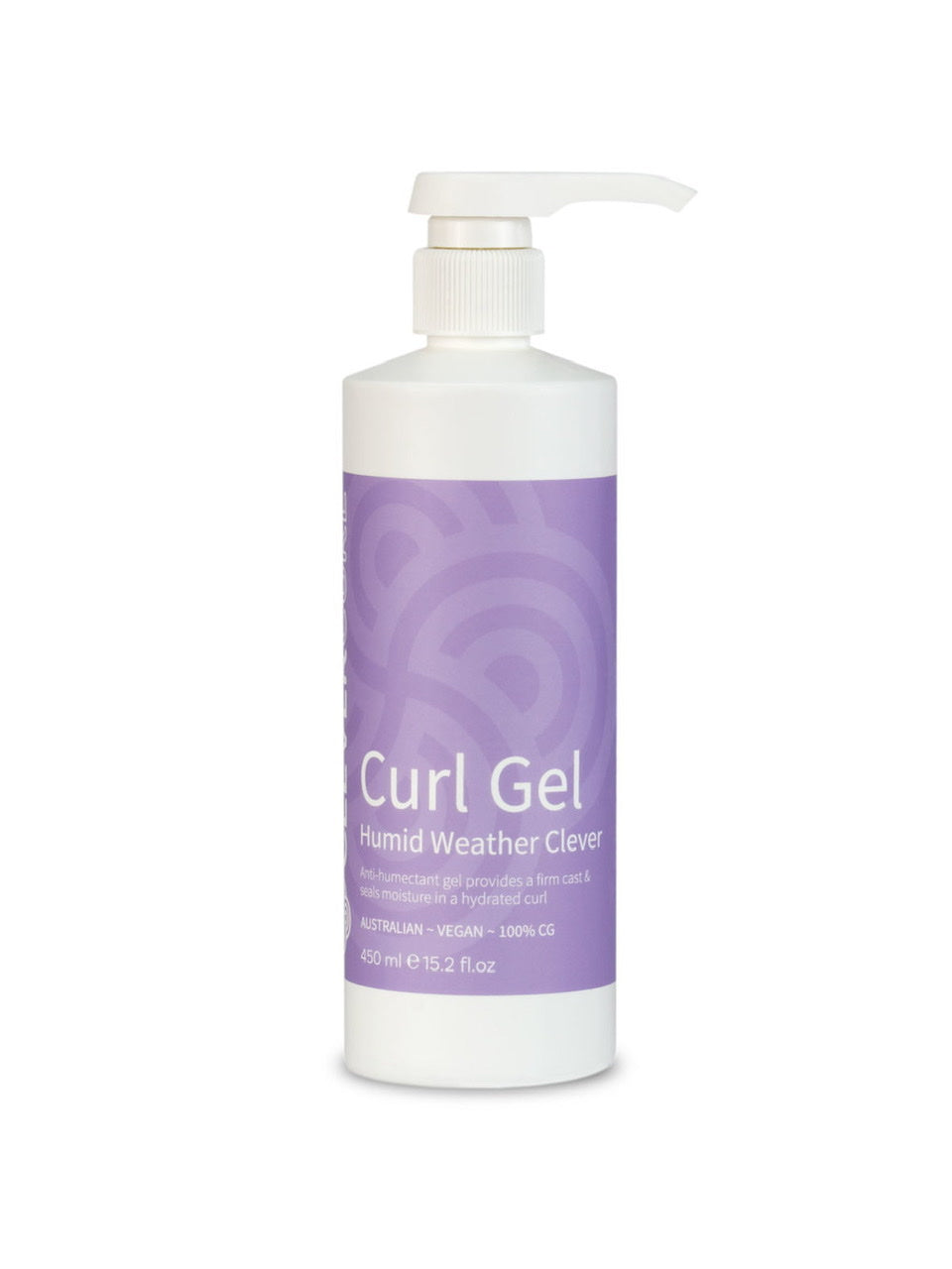Clever Curl Humid Weather Clever Gel 450ml & 1L - Harlequin Hair