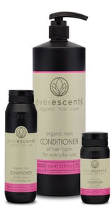Everescents Organic Rose Hair Conditioner - Harlequin Hair