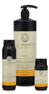Everescents Organic Cinnamon & Patchouli Moisture Conditioner 100ml, 250ml, 1L - Harlequin Hair
