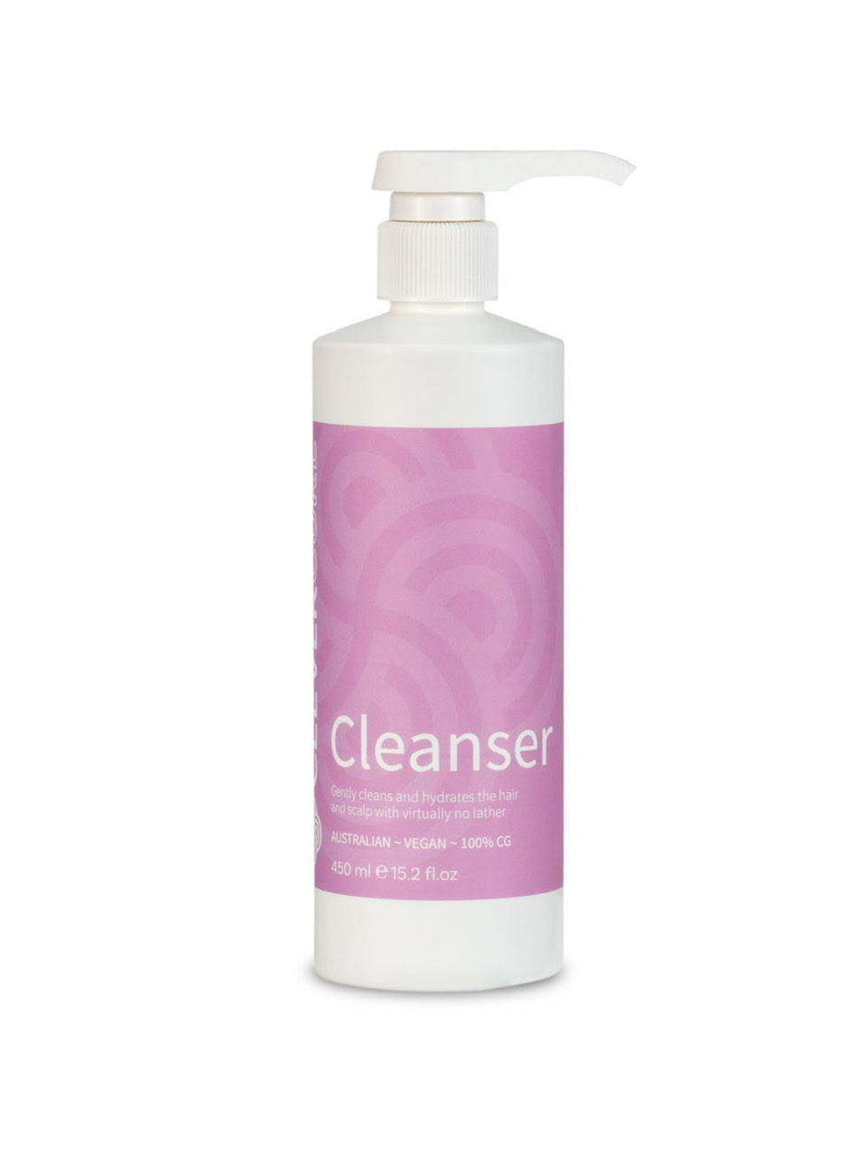 Clever Curl Cleanser 450ml & 1L - Harlequin Hair