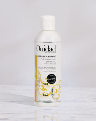 Ouidad Ultra Nourishing Cleansing Oil Shampoo 250ml - Harlequin Hair