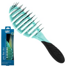 Load image into Gallery viewer, WetBrush Flex Dry Detangling Hair Brush - Harlequin Hair