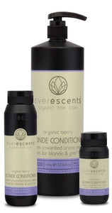 Everescents Organic Berry Blonde Conditioner 100ml, 250ml, 1L - Harlequin Hair