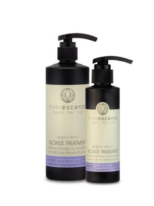 Everescents Organic Berry Blonde Treatment 235ml & 450ml - Harlequin Hair