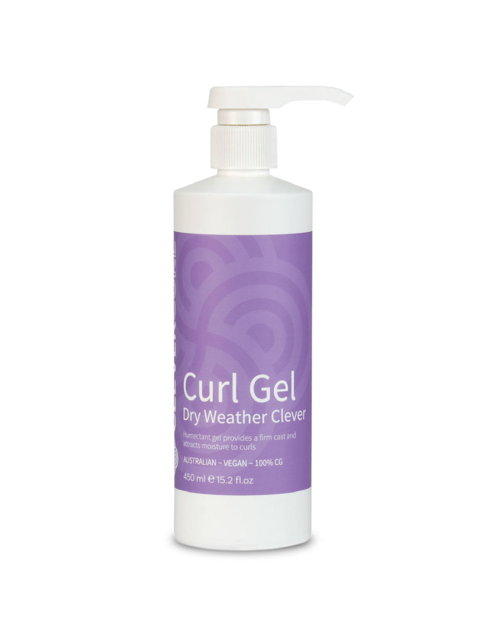 Clever Curl Dry Weather Clever Gel 450ml & 1L - Harlequin Hair