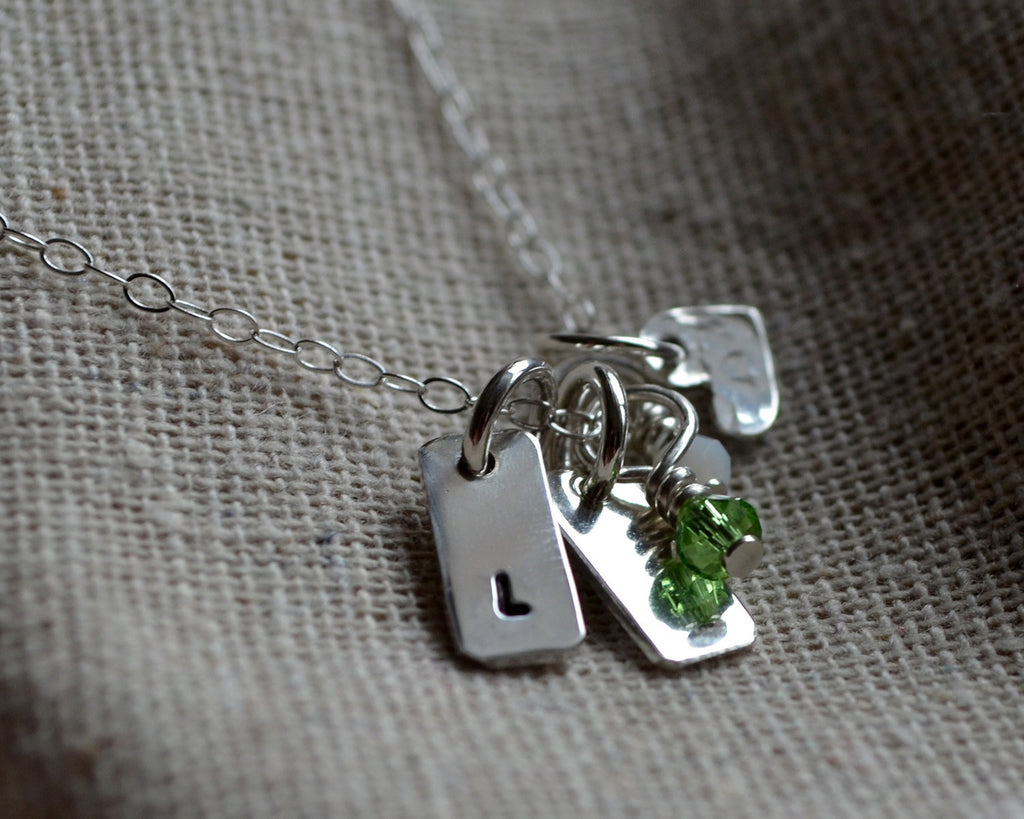 Tiny Mommy Necklace