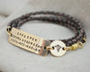 Too Charming Wrap Medical Alert Bracelet