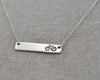 Bike Bar Necklace