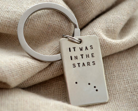 In the Stars Keychain