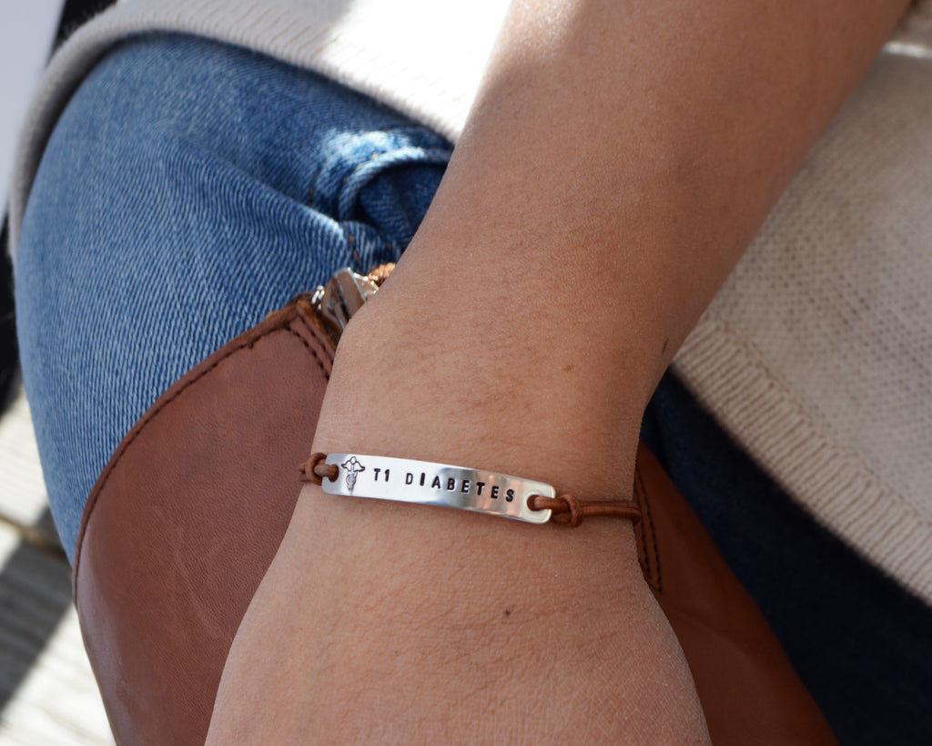 Super Skinny Classic Medical Alert Bracelet