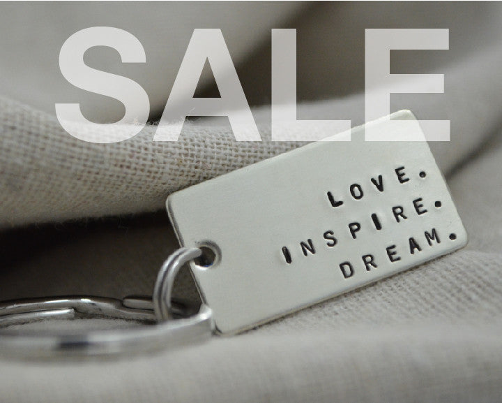 SALE Inpired Keychain