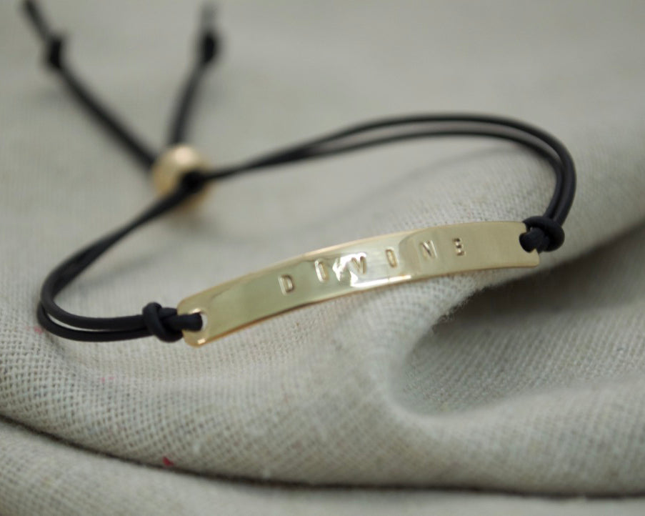 Divine Adjustable Bracelet