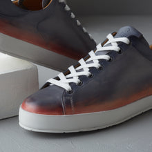 Load image into Gallery viewer, [Women's] Liberte : Patine [Calf Leather] / Gray and Pink