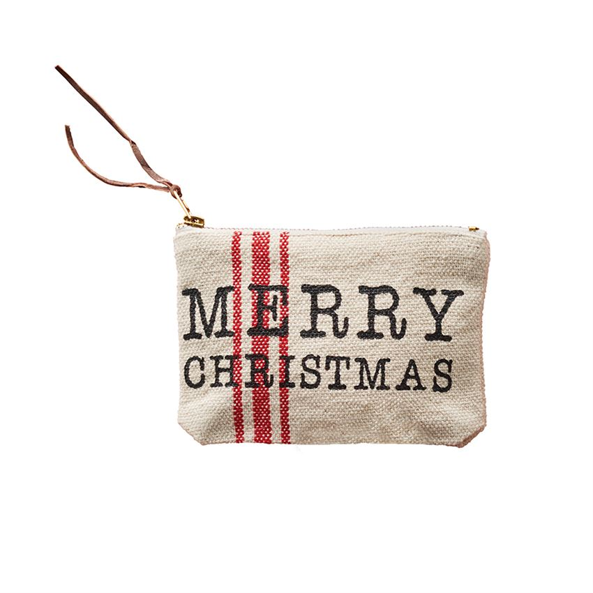 Merry Christmas Gift Pouch