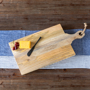 Medium Rectangle Mango Wood Cutting Board