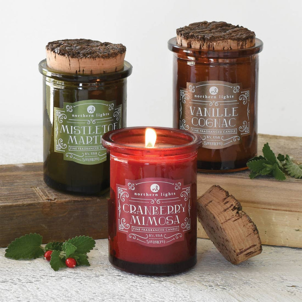 Holiday Spirits Candles (3 Fragrances)