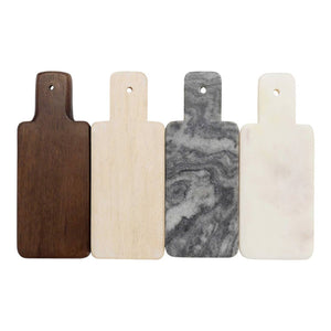 Marble & Wood Mini Board Set