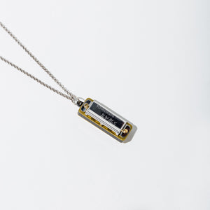 Harmonica Necklace (2 Styles)
