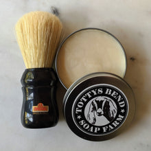Load image into Gallery viewer, Tottys Bend Boar's Hair Shaving Brush