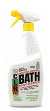 CLR Pro Bath Daily Cleaner, 32 oz. Spray, Multi-Surface
