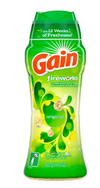 Gain Fireworks In-Wash Original Scented Booster Beads
