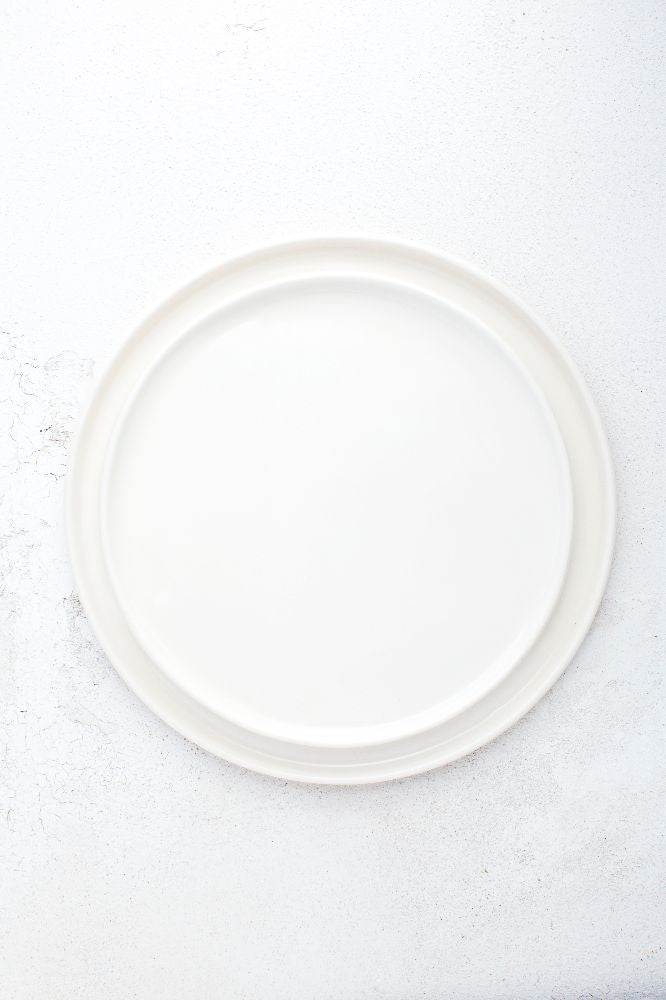 Classic White - Salad Plate