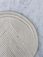 Carved Platters: Large Teton Platter