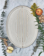 Carved Platters: Large Empire Platter