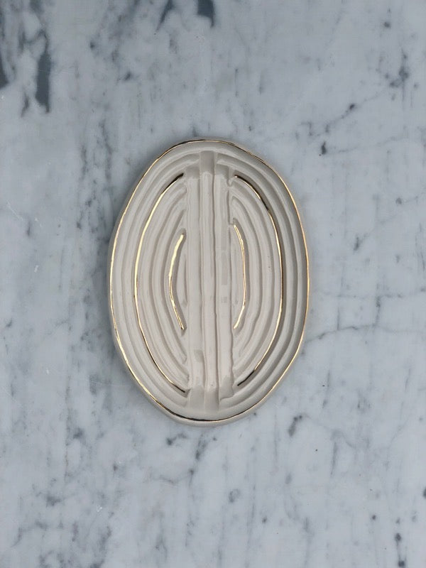 Carved Platters: Small Orbit Platter