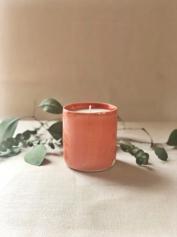 Limited Edition: Galentine's Rose Candle