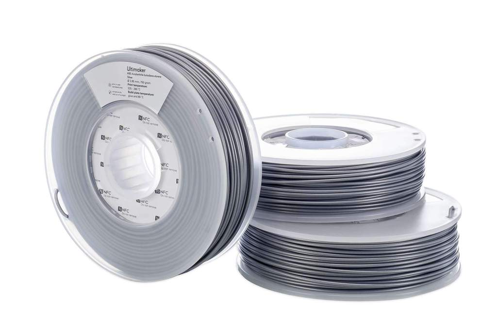 Ultimaker ABS 3D Printer Filament, 750g
