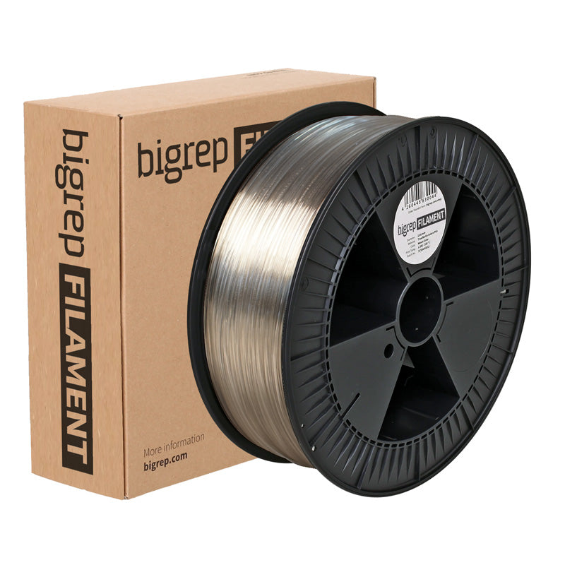 BigRep PETG Filament - Transparent