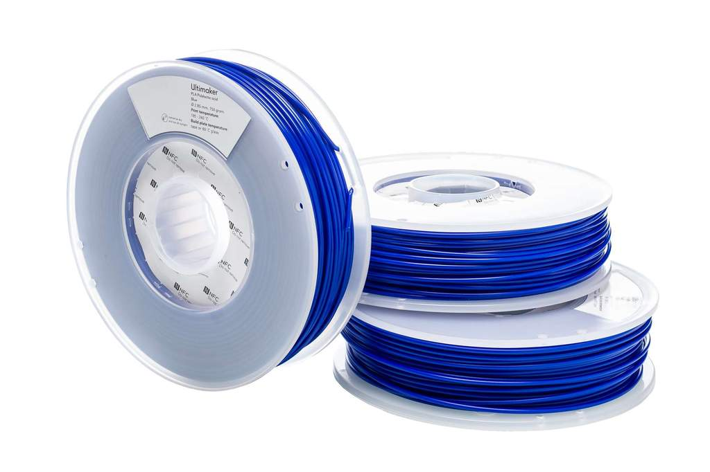 Ultimaker PLA 3D Printer Filament , 750g