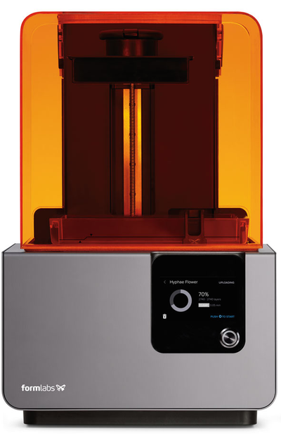 Formlabs Form 2 3D Printer (Refurbished Replacement)