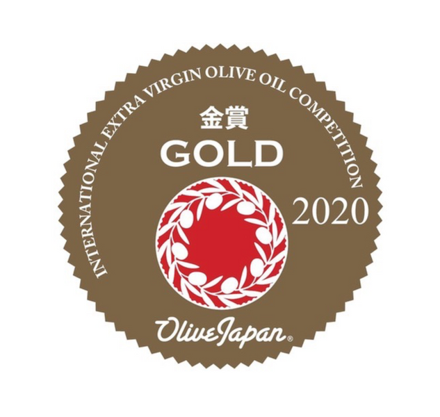 Olio Piro's producers win at the 2020 Japan World Olive Oil Competition