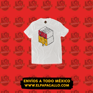 Playera Chingón Blanca