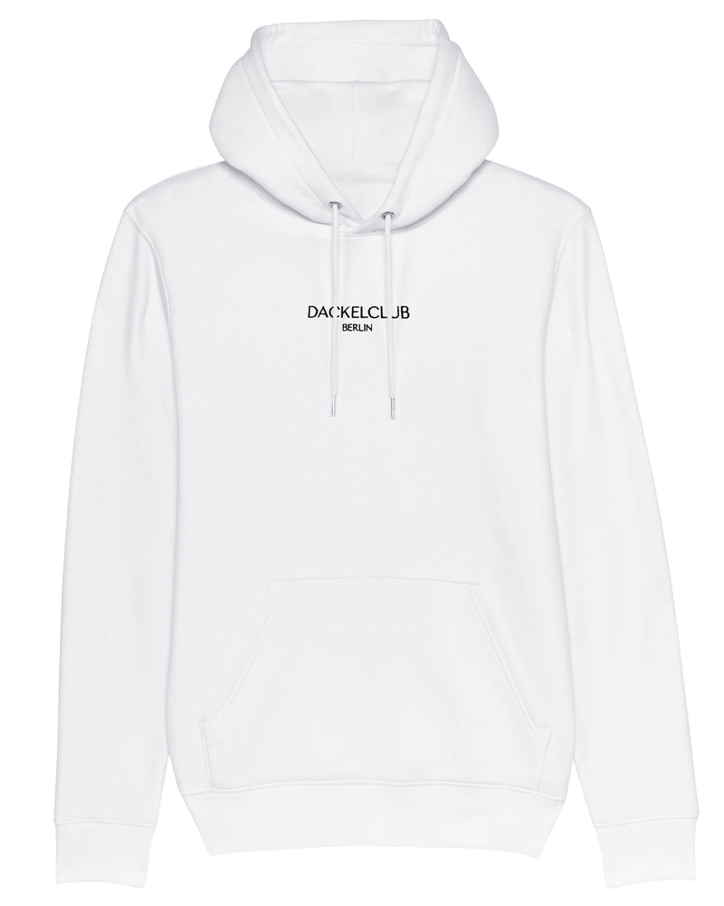 DCB HOODIE WEISS