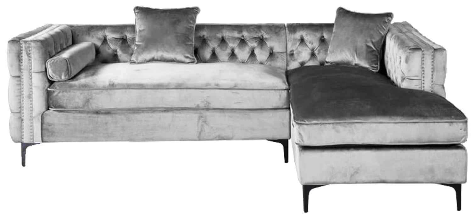 BELLISSA SOFA (3 SEATER CHAISE)